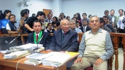 Trujillo: Elidio Espinoza se acoge al silencio en juicio que se le sigue
