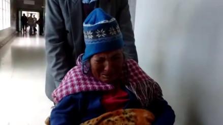Anciana con Parkinson demanda operación por prolapso