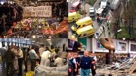 Atentado en Bruselas: esta es la cronología del ataque