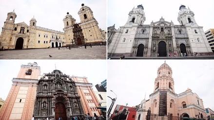 Semana Santa: Recorre las siete iglesias en el Cercado de Lima