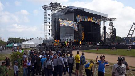 The Rolling Stones en Cuba: así van los preparativos para el concierto