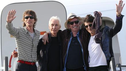 ¡The Rolling Stones llegaron a Cuba!