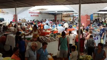 Chiclayo: en 30 % se incrementó el precio del pescado en Jueves Santo
