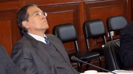 Excluyen a Huaroc como candidato a la vicepresidencia de Fuerza Popular