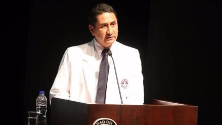 Vladimir Cerrón anunció el retiro de su candidatura presidencial