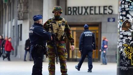 Hallan mapa de aeropuerto de Bruselas en casa de presunto cerebro del 13-N