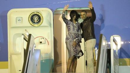 Barack Obama se despidió de Argentina