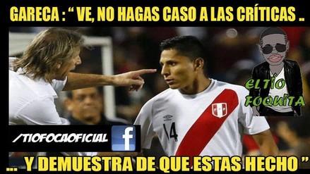 Perú vs. Venezuela: Raúl Ruidíaz protagonizó memes tras dar empate 2-2