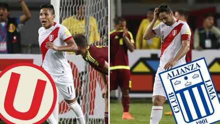 Hinchas de Alianza y Universitario en debate por gol de Ruidiaz tras salida de Pizarro