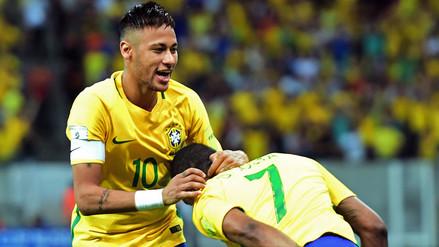 Brasil vs. Uruguay: el show del Scratch con 2 golazos de antología (VIDEO)