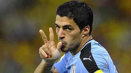 Brasil vs. Uruguay: Luis Suárez reapareció con este gol para la Celeste