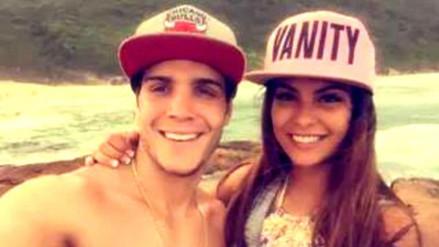Facebook: Ivana y Mario pasan Semana Santa en Paracas