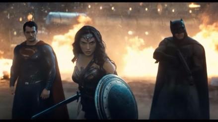 Batman vs Superman: ¿otro superhéroe apareció en 'Dawn of Justice'?