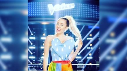 Twitter: Miley Cyrus confirmó que será coach en The Voice