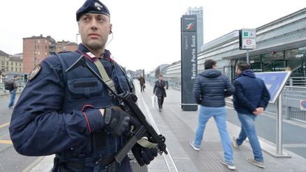 Paquete sospechoso causó pánico en Bruselas
