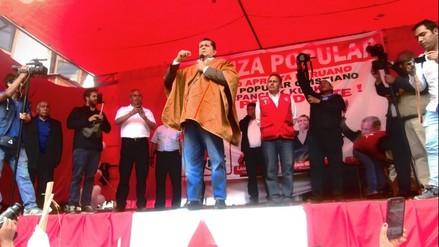 """Alan García: """"La verdad está en las ánforas y se expresará el 10 de abril"""""""