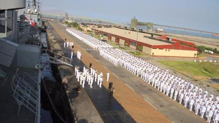 Marina de Guerra investiga caso de violación de alumna de CITEN