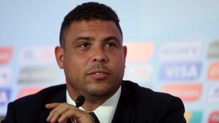Ronaldo llamó cobarde a Neymar por elegir entre Copa América y Juegos Olímpicos
