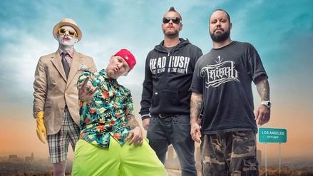 Vivo x el Rock 7: Limp Bizkit y Vanilla Ice vendrán a Lima