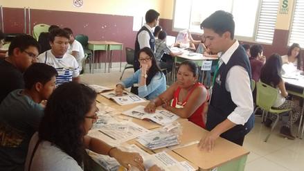 Más de 2 mil miembros de mesa fueron capacitados para elecciones generales