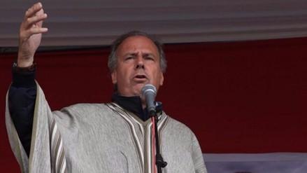 "Alfredo Barnechea: ""No podemos condenar al Perú a carecer de minería"""