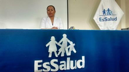 Lambayeque: asume oficialmente cargo nueva gerente de EsSalud