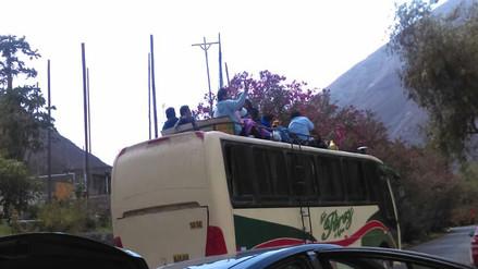 Lima: Buses generan inseguridad por alta demanda