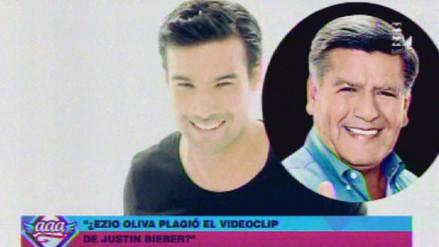 Radar Chollywood: ¿Ezio Oliva plagió videoclip de Justin Bieber?