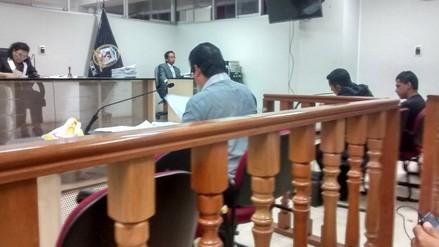 Trujillo: prisión preventiva para presunto exaliado de 'Gringasho'