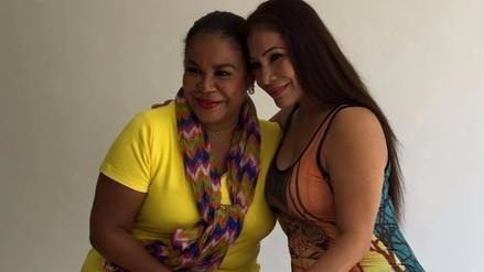 Eva Ayllón prepara concierto junto a Marisol