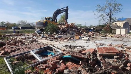 EEUU: Derriban una casa por error y culpan a Google Maps