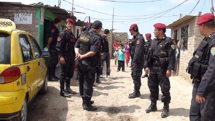 Identifican 300 puntos críticos de inseguridad en Chiclayo
