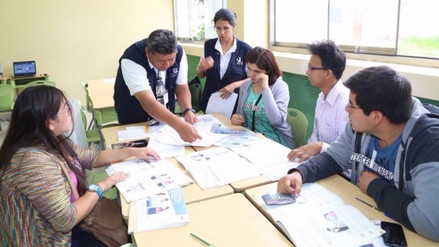 Unos 970 miembros de mesa recibieron capacitación por la ODPE Tumbes