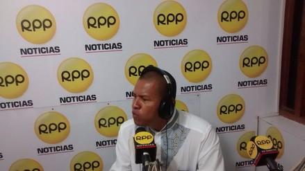 Miguel Hilario pidió al JNE prorroga de 30 días para realizar elecciones