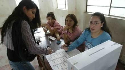ODPE capacita a 5 mil miembros de mesa para elecciones generales