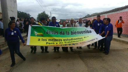 Alumnos del COAR – Cajamarca inician actividades desde este martes