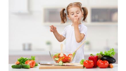 ¿Qué hacer cuando los niños no quieren comer?