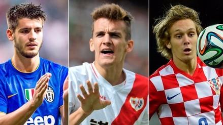Alvaro Morata y los canteranos que son tentados por sus antiguos clubes