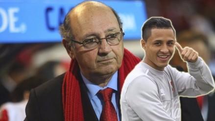 Selección Peruana: Yoshimar Yotún agradeció elogios de Sergio Markarián