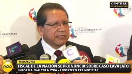 """""""Levantar secreto bancario a candidatos por Lava Jato lo decide la fiscalía"""""""