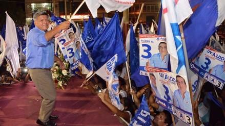 """Acuña: """"APP no apoyará a ningún partido político en primera vuelta"""""""