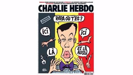 La nueva portada de Charlie Hebdo que indigna a los belgas