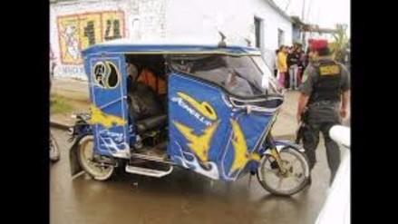 Juliaca: sentencian a seis años de prisión a falsos mototaxistas