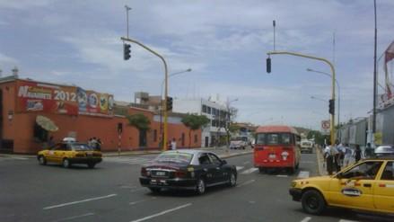 Aprueban presupuesto para mejoramiento de semáforos en Trujillo