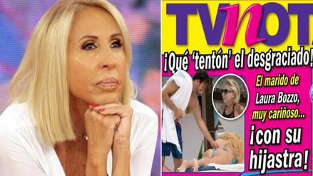 """Captan a Cristian Zuárez """"muy cariñoso"""" con hija de Laura Bozzo"""