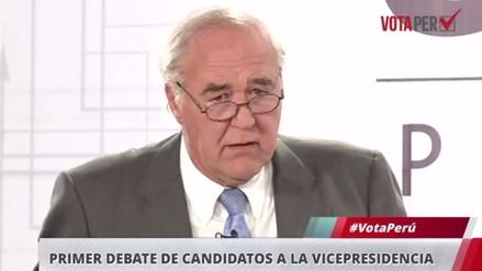 Video: Lourdes, Vizcarra y 'Vitocho' tuvieron intenso debate