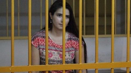 Katiuska Del Castillo apeló fallo de ampliación de prisión