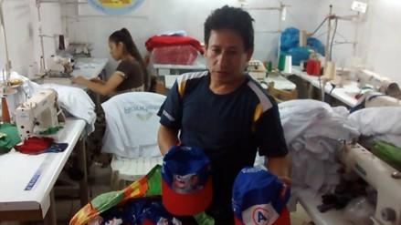 Denuncian a colaborador de APP por no pagar gorros para campaña de Cesar Acuña