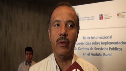 MVCS: Se tomarán medidas por corte de agua en Lima