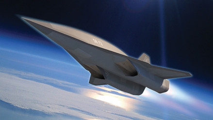 El nuevo avión espía supersónico iría 6 veces la velocidad del sonido